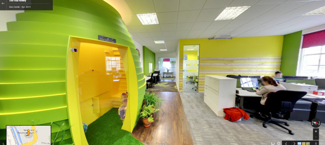 Office and Desks Available at The Hub Newry