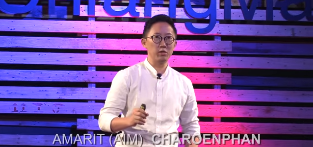 Amarit Charoenphan Tells his Coworking Story